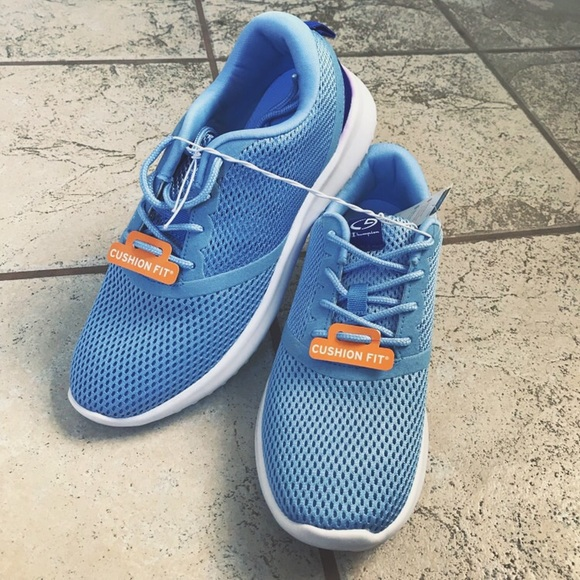 Champion Shoes   C9 Blue Sneakers